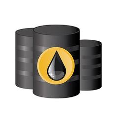 oil design vector image vector image