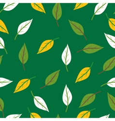 leaves texture vector image