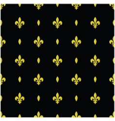 insignia pattern vector image vector image