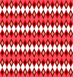 seamless abstract mosaic vector image vector image