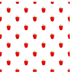 pepper pattern seamless vector image