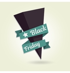Black Friday pointer Template for your banner or vector image
