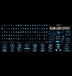 Creative light effect vector