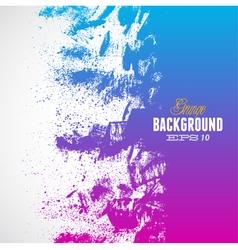 Grunge blue-purple background vector