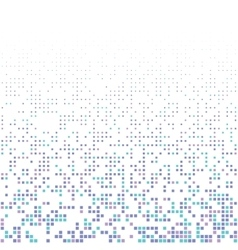 abstract background with randomly missed squares vector image vector image