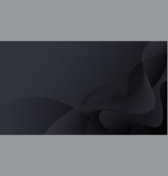 dark transparency circle background vector image