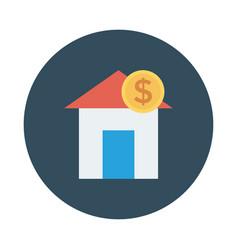 Moneyhouse vector