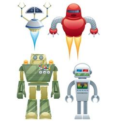 Robots vector