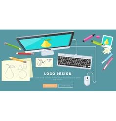 Logo Design Concept vector