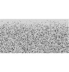 Scattered dense balck dots dark points dispersion vector