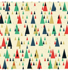 Seamless pattern colorful geometric vector