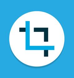 capture icon colored symbol premium quality vector image