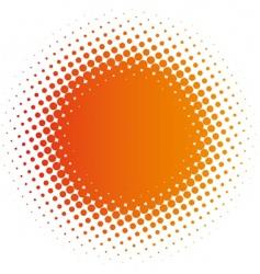 spotted design element vector image