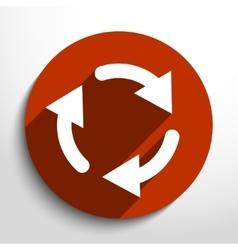 utilize web icon vector image