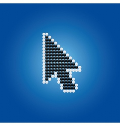 Mouse pointer vector