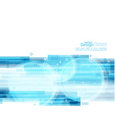abstract background with blue stripes vector image