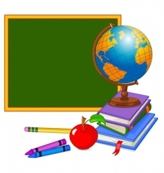 back to school design vector image