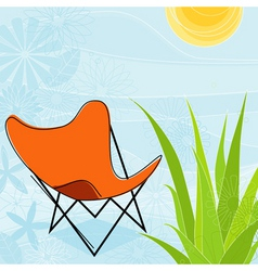 Summer days vector