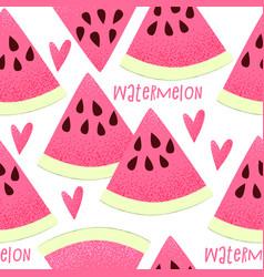 Watermelon design vector