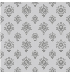 blossom pattern vector image vector image