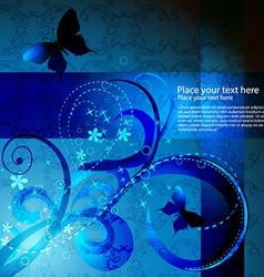 Butterfly artwork vector