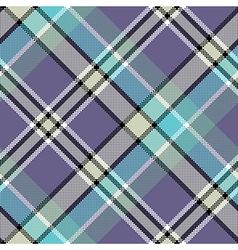 Cool color diagonal fabric texture pixeled vector