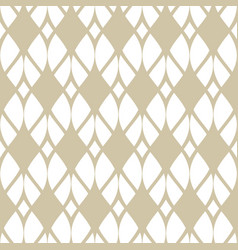 seamless pattern with mesh net grid lattice vector image
