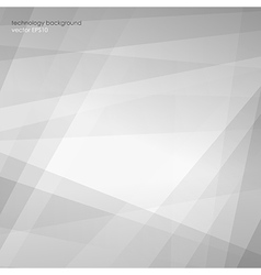 Abstract technology background grey stripes vector