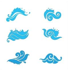 Set waves vector