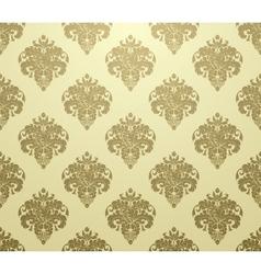 Wallpaper pattern luxury vector image