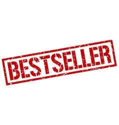 Bestseller stamp vector