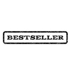 bestseller watermark stamp vector image