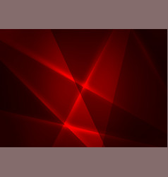 abstract geometric dark red color background with vector image
