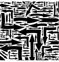 Arrow backgroundicons vector