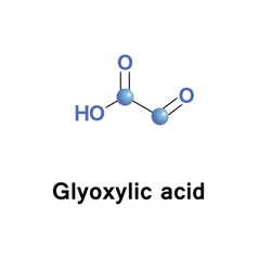 Glyoxylic oxoacetic acid vector