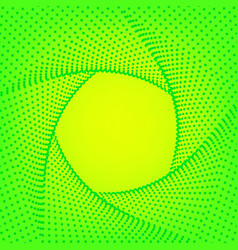 green yellow gradient background abstract vector image