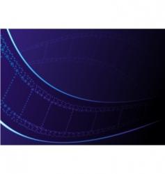 movie wallpaper vector image