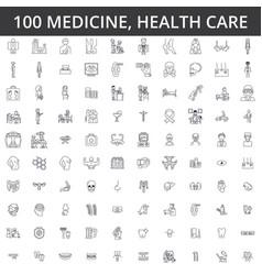 medicine doctor health care hospital modern vector image