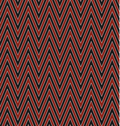 Seamless zig zag stripe pattern background vector image