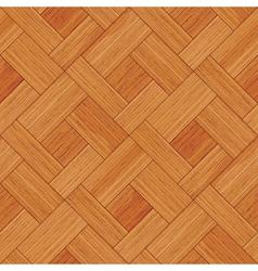 wooden parquet vector image vector image