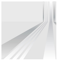 background white with lines vector image