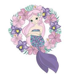 Fairy queen vector