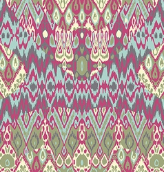 Seamless tribal graphic ethnic bohemian print vector