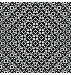 vector repeating swirl background vector image