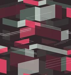 seamless geometrical pattern - vector image