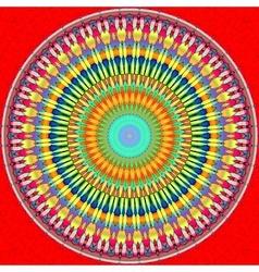 Mandala circle vector