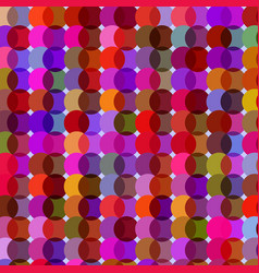 rounds abstract background pattern vector image
