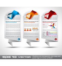 Website Layout vector image