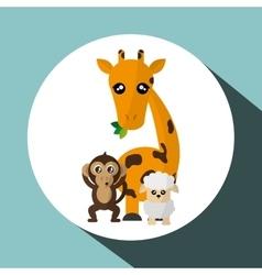 Animal icon design vector image