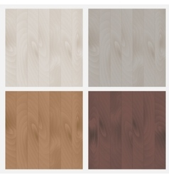 The set of patterns wood texture vector